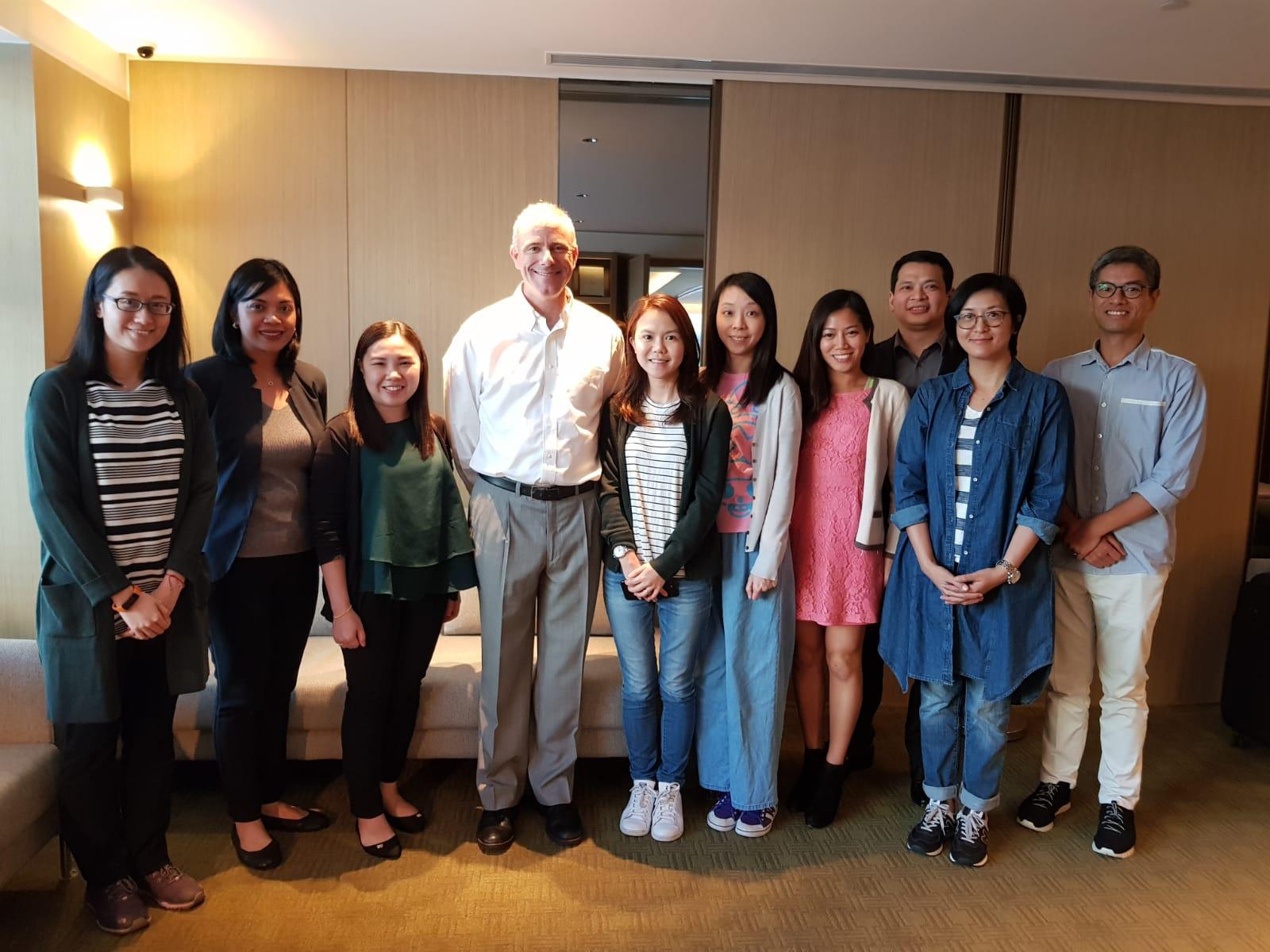 Group Photo 2018 Sep HRD-Future CTRP Hong Kong