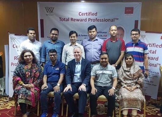 Group Photo 2019 Jan WARD CTRP Dhaka Bangladesh