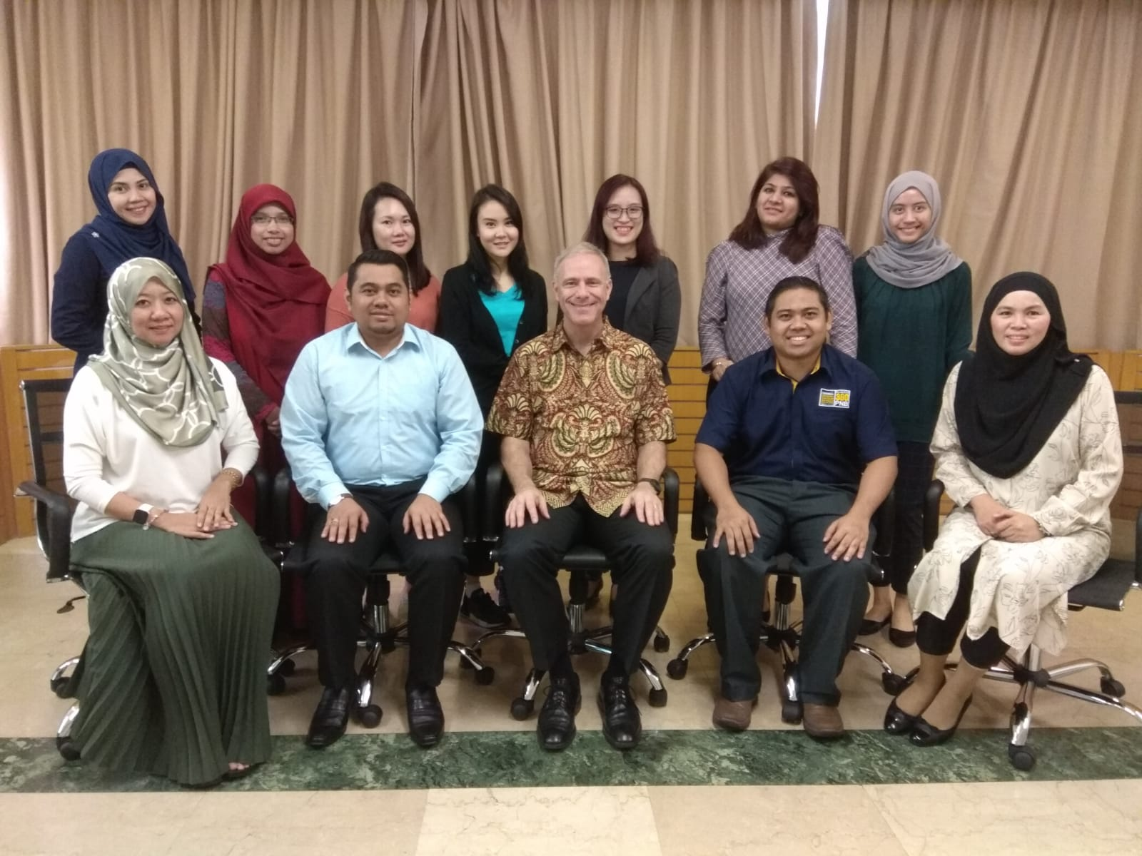 group photo 2009 04 KL CTRS