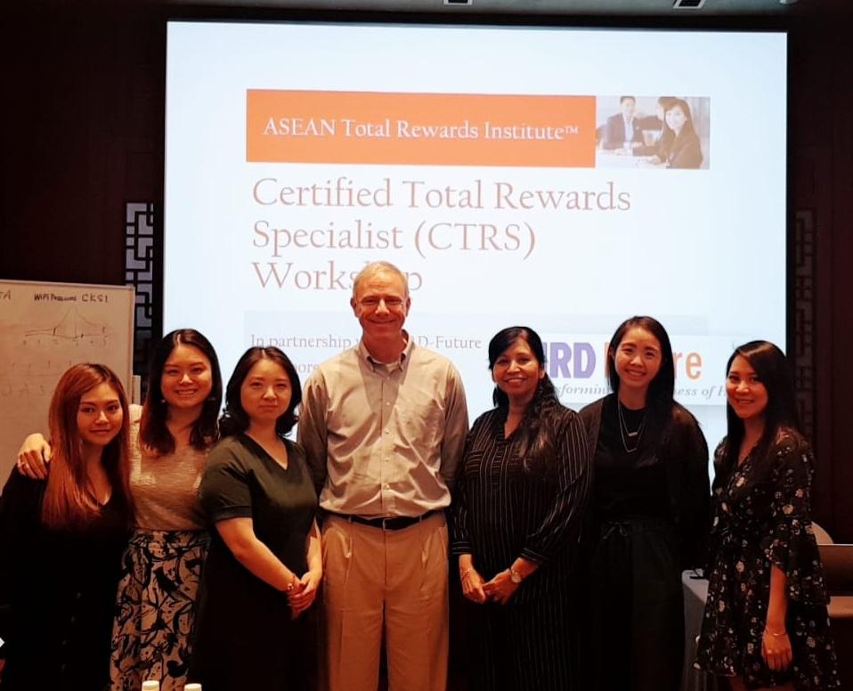 Group Photo CTRS Singapore April 1-3, 2019