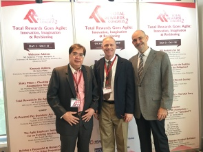 Freddi Marquez, Tom Farmer and Fermin Diez, Phd