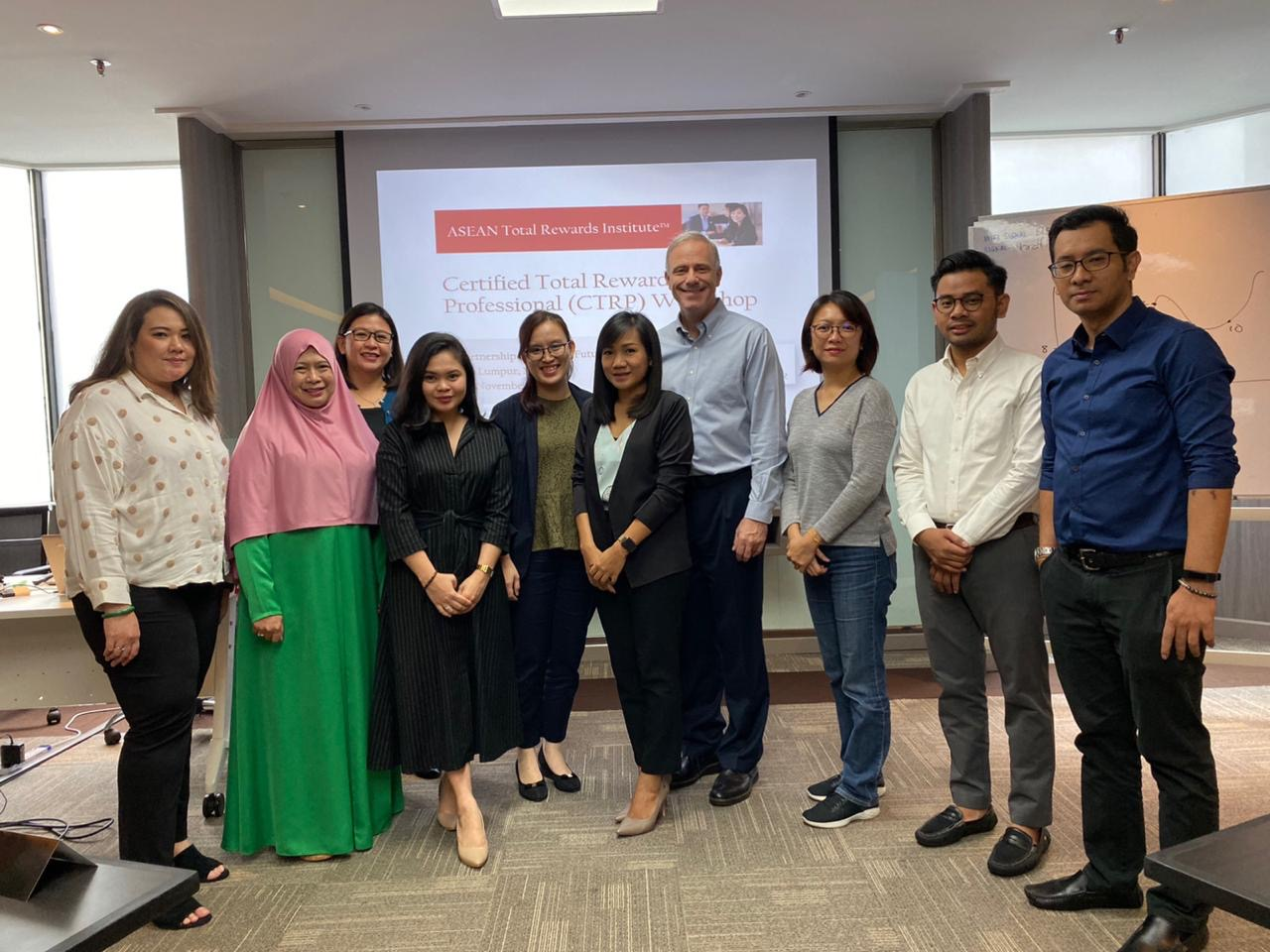 Group Photo CTRP KL 21 Nov 2019